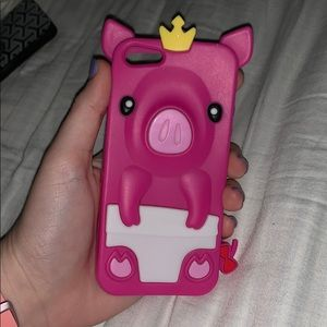 Baby pig Iphone 5 case